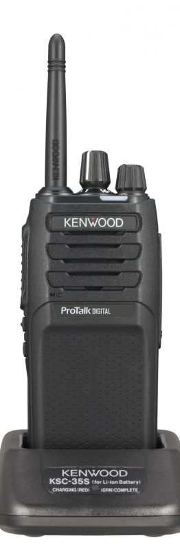 TK-3701D Kenwood lizenzfreies Funkgerät